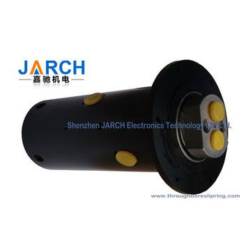 High Performance Flexible Pneumatic Rotary Union With 80℃ Max Temperature ,  Ss304 Pipe Fittings joint