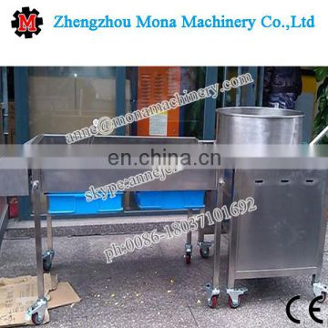 America type pop & automatic industrial popcorn making machine commerical hot air processing machine with ce