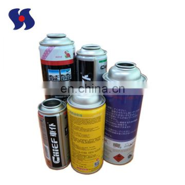 Empty Tin Can for Aerosol Products