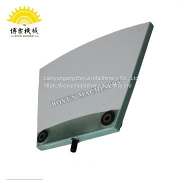 High performance ceramic filter plate manufacturer