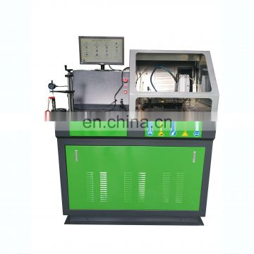 CR709L  High pressure auto repair common rail injector test bench machine