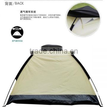 Heavy Rain Waterproof Anti UV Tents Two Persons Outdoor Portable Camping Tent