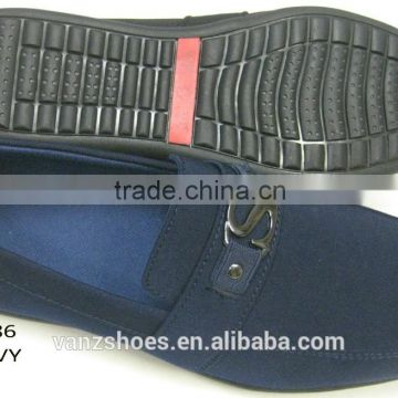 Cool slip on men's rubber shoes