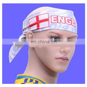 Factory direct sell sportsl fan headband football fans belt football fans souvenir Team Gifts supporter headband