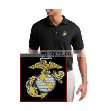 Custom Embroidered logo Man Polo T shirt