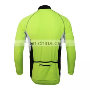 60028 Sun Protective Male Biking Jersey Long Sleeve Sportswear Outdoor Cycling Running Clothes