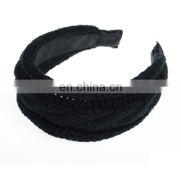 Latest Wholesale elegant women crochet headband
