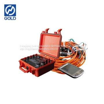 Geological Monitoring Digital DC Electric IP Instrument Survey System