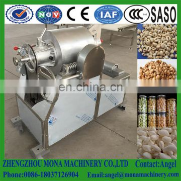 stainless steel corn extruder for ice cream ice cream corn puffing machine