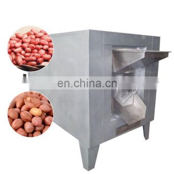 Factory directly Roasted peanut with red skin Nut Roasting Machine for sale