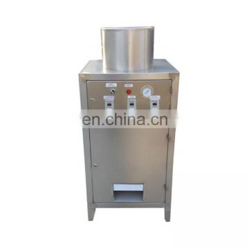 600kg/h Industrial Electric Commercial Garlic Peeler Machine apply for garlic processing production line