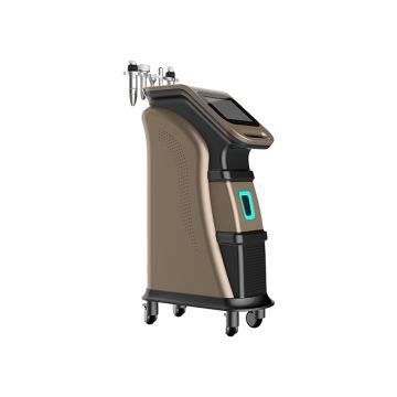 Powerful Radio Frequency Rf Salon Make Skin Effectively Resurfacing Face Lift Fractional Rf Micro Needle Equipment For Sale