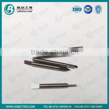 Semented carbide plotter blade in hot sell