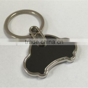 Custom metal keychain, metal keyring, souvenir key holder manufacturer