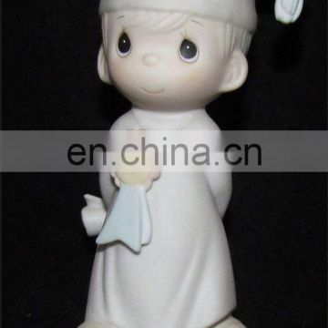 hot sale resin graduate figurine for students souvenir