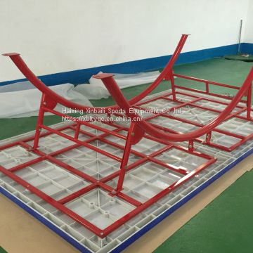 Waterproof Outdoor Table Tennis Table/SMC Ping Pong Table/SMC table tennis table