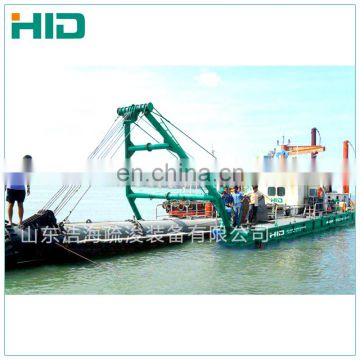 8 Inch River Sand Dredger/Cutter Suction Dredge