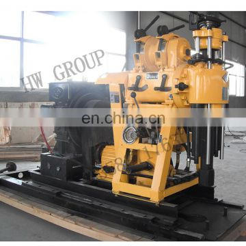 Mini hydraulic water well drilling rig mine water well drilling machine price