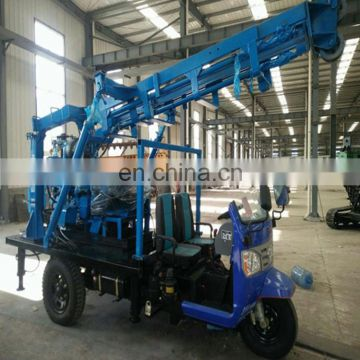 Factory supply Truck/tricycle mounted water well drilling rig