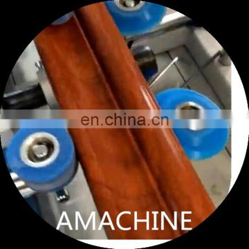 Automatic Aluminium Profile Hot Glue Wrapping Machine