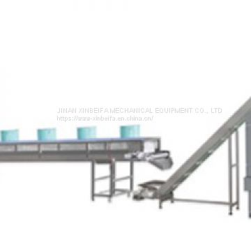XBF Non-polluting rice straw whole set of equipment, Korea rice straw production line