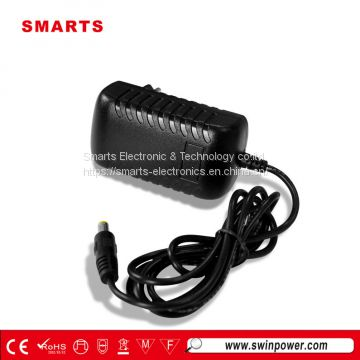 50/60Hz 110v ac to 24v dc switching adapter with CE ROHS ETL approval