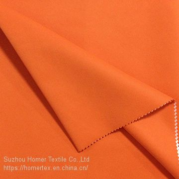 Double-deck polyester pongee fabric