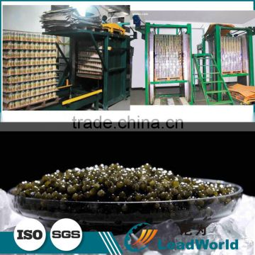 High Quality Automatic canned Caviar Palletizer