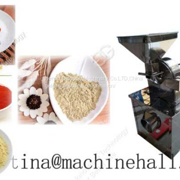Multi-functional Cocoa Bean Powder Grinder Machine|Cacao Powdering Machine