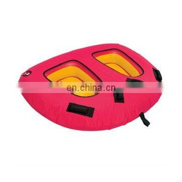 New design Inflatable snow tube