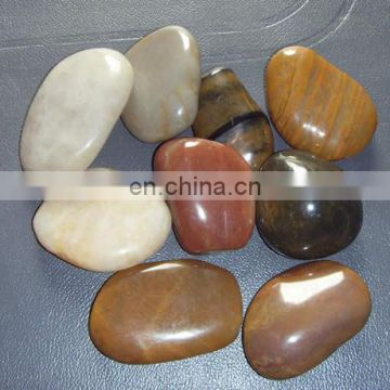 pebble stone direct flat pebble stone multi color