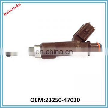 Auto parts factory price car fuel injector a parts oem: 23250-47030 2325047030