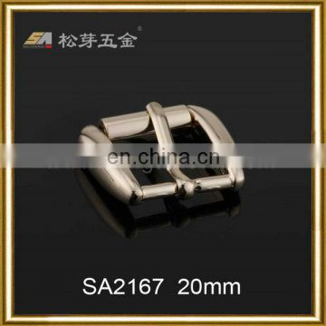 Hardware accessories metal 20mm roller buckle