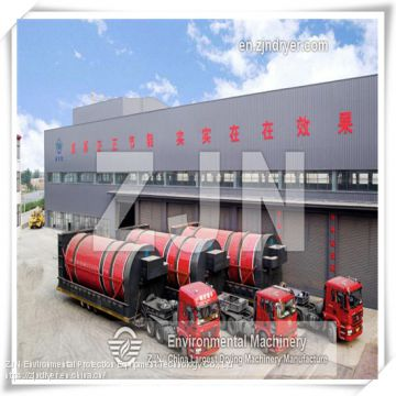 ZJN Rotary cylinder dryer for	Animal Feed/ Silage Drying