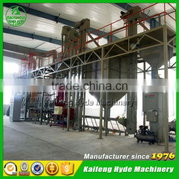 10T Wheat cleaning machines for Wheat plant pre-cleaning and fine cleaning