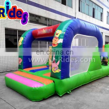 inflatable jumping castle bouncy combo