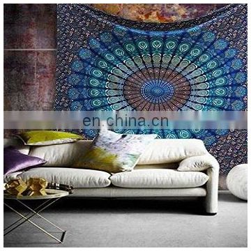SSTH Hippy Tapestry Wall Hanging Bohemian Bedspread Indian wall Decor Tapestry