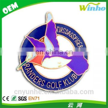 Winho children's health fund lapel pin