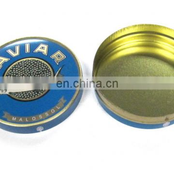 Custom packaging box,caviar packaging box,tin cans for food canning