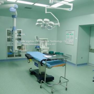 Clean Class ISO 6 / FED 1,000 Laminar Air Flow Clean Operating Room System Equipment and Turn-Key Service