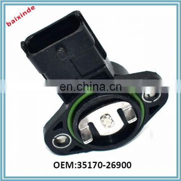 High quality BAIXINDE auto sensor TPS Throttle Position Sensor 35170-26900 3517026900 For Hyundai KIAs
