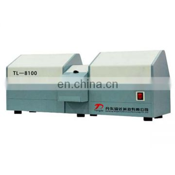TL-8100 laser particle size analyzer