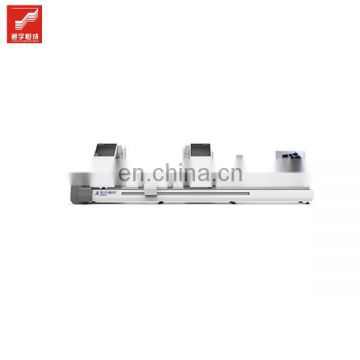 Double-head&cnc cutting saw machinery door window drilling die slot lock Best price high quality