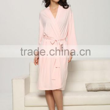High quality and performance the cheap women bathrobe