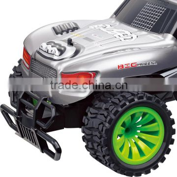 RC Truck 1/16 Scale Electric 2.4Ghz 4WD High Speed Remote Controlled Car Off Road Ready to Run