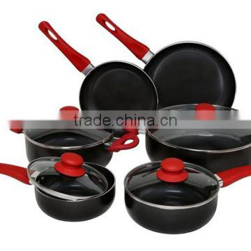 Hot-selling Pressed Non-stick Aluminum Kitchen Chef Cookware