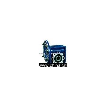 NMRV series worm gear speed reducer