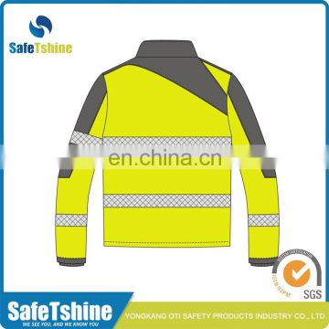 Wholesale high quality safety windproof jacket