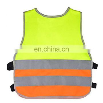 Kid's Hi vis reflective safety clothing Conforms to EN1150
