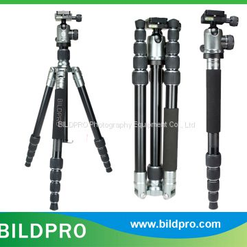 BILDPRO Wholesale Tourism Accessory Photo Tripod Aluminum Stand